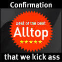 click-finders.com officially accepted into the Alltop.com Directory